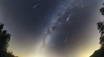 A nap képe: Hullócsillagok éjszakája