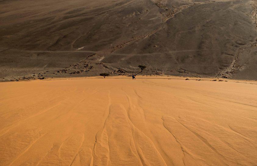 A nap képe: A sivatag híres dűnéje