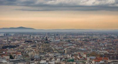 A nap képe: Budapest arany palástban