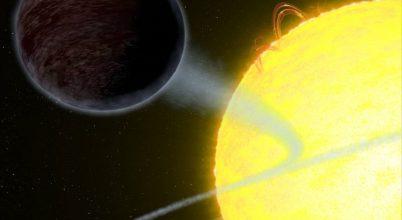 Fekete exobolygót talált a Hubble