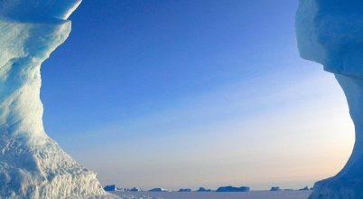Idén nyáron kevesebb jég olvadt el az Arktiszon