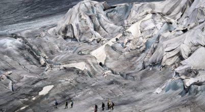 Embereket veszélyeztet a gleccserek olvadása