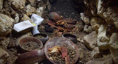 Maja király sírját találták meg Guatemalában