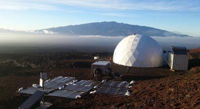 """Visszatértek a """"Marsról"""" a NASA kutatói"""