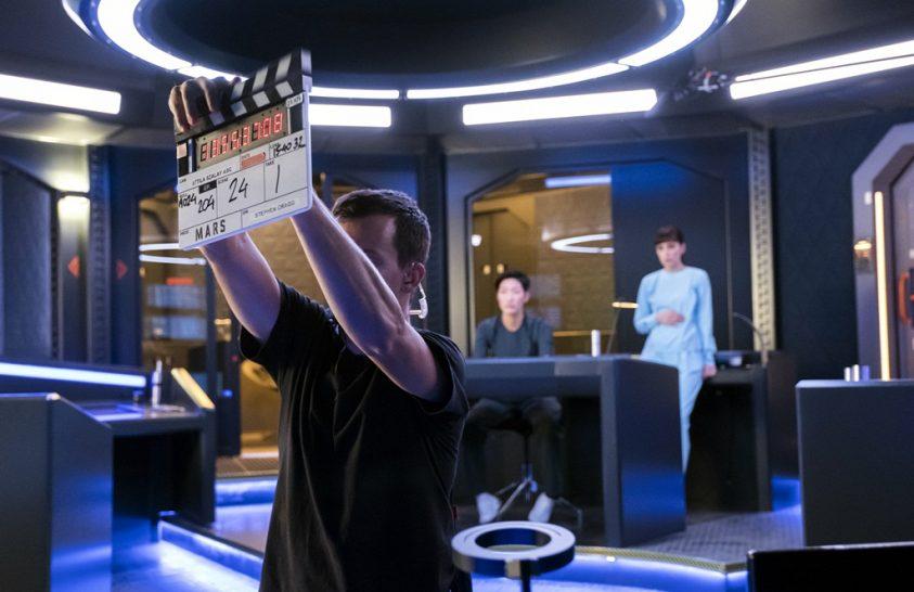 Sok magyar is dolgozik a Mars filmsorozat második évadán