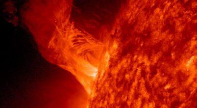 Újabb hatalmas napkitörést észleltek