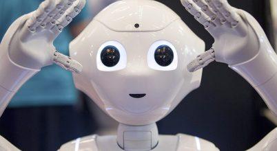 Robot modernizálja a több száz éves templomot