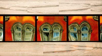 Torzított tükröződések