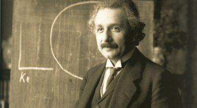 Elképesztő összegért kelt el Einstein rövid feljegyzése