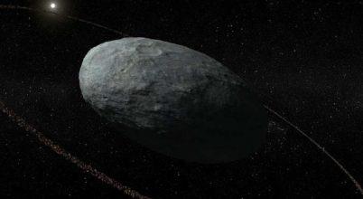 Magyar kutatók segítségével találtak gyűrűt egy törpebolygónál
