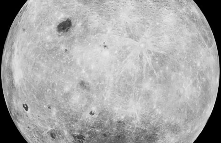 Kifordította a Hold belsejét az ősi aszteroida