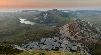 A nap képe: Csodás panoráma Írország egyik csúcsáról