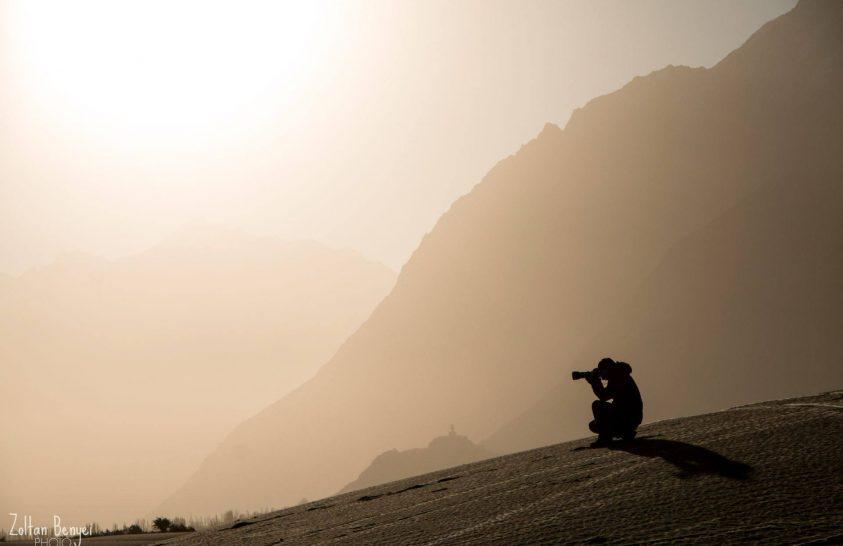 A nap képe: Hajnal a Himalájában