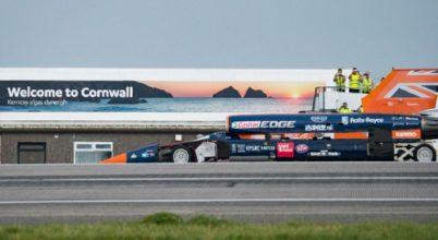 1600 kilométer per órával száguldhat a leggyorsabb autó