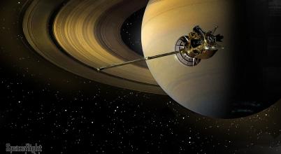 Volt egyszer egy műhold, mely messzi-messzi bolygó körül keringett
