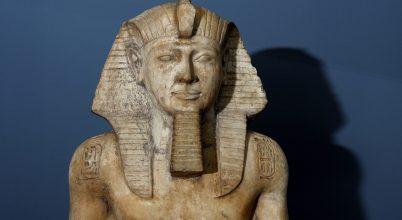 Kiástak a földből egy templomot a cseh régészek Egyiptomban
