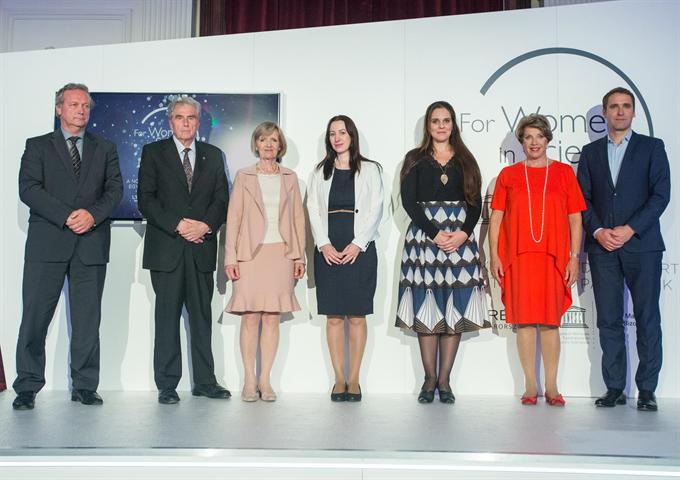 Két tudós nő a L'Oréal és az UNESCO 2017-es díjazottja