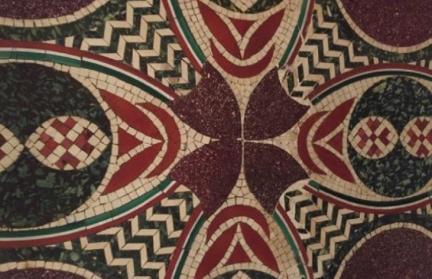 Visszakapott Olaszország egy a háború után ellopott mozaikot