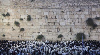 Megtalálták Jeruzsálem elveszett római színházát a Siratófalnál