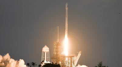 Műholdat állított pályára, majd landolt a SpaceX rakétája