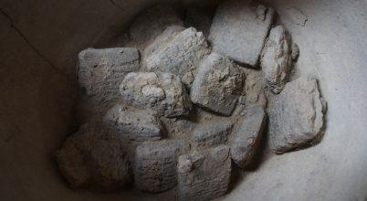 3000 éves agyagtáblákat találtak Irakban