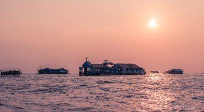 A nap képe: Az úszó falu