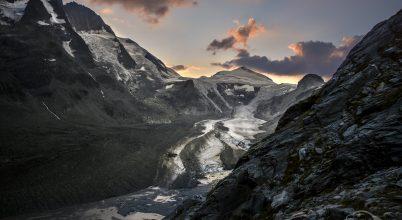 A nap képe: Eltűnőben lévő gleccser