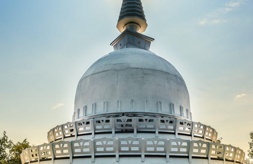 A nap képe: Közép-Európa első buddhista szentélye