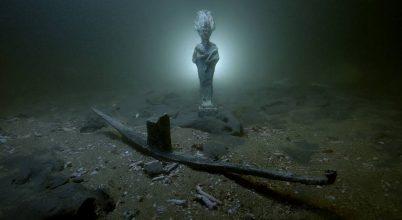 Három római kori hajó roncsát találták meg a régészek Egyiptom partjainál