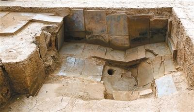 Az ókori kínaiak is luxusfürdőkben lazítottak