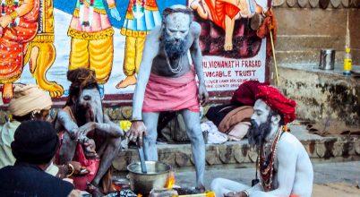 Kannibalizmus avagy India szadhui