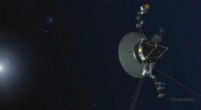 37 év után ismét begyújtotta hajtóműveit a Voyager-1