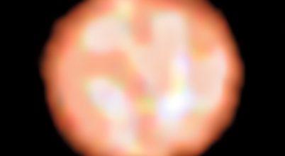 Ritkán készül ilyen részletes kép egy idegen csillagról