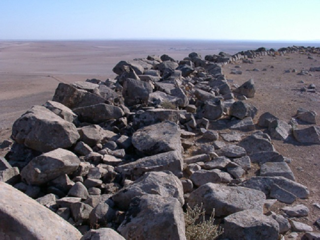 Ősi erődrendszert találtak Szíriában
