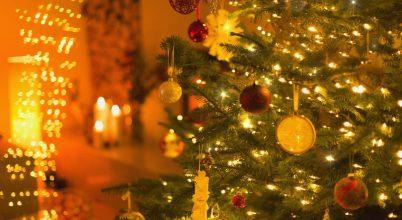 A karácsonyfa állítás kezdetei