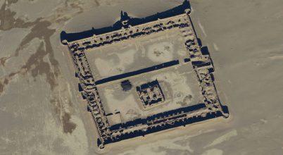 Elveszett építményekre bukkantak Afganisztán sivatagában