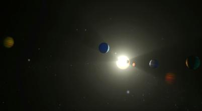 Már biztos: nem egyedi a Naprendszer a galaxisban