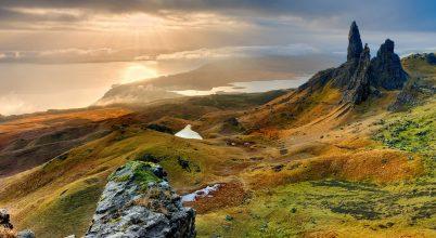 60 millió éve meteor csapódott Skóciába