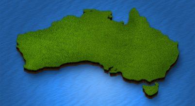 """Észak-Amerika """"elveszett"""" darabjára bukkantak Ausztráliában"""