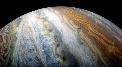 Káprázatos kép érkezett a Jupiterről
