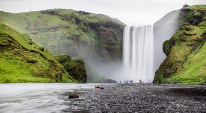 A nap képe: Izland hatalmas zuhataga