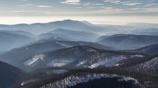 A nap képe: Tél a Bükkben