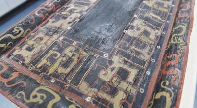 2500 éves ágyat újítottak fel Kínában