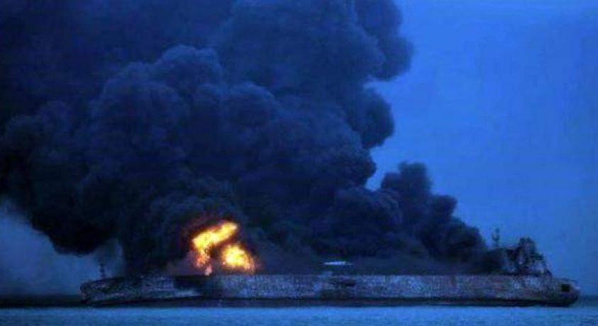 Ökológiai katasztrófa fenyegeti Kelet-Kína partjait