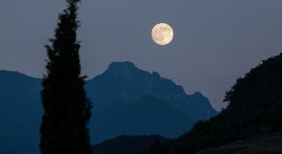 Egy darab Holdat nézhetünk meg Zselicen