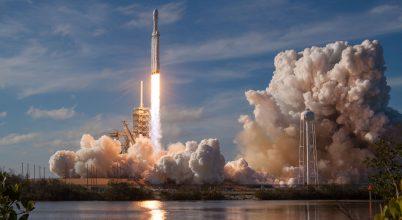 Hatalmas rakétát bocsátott fel a SpaceX