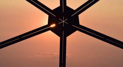 A nap képe: Elbújt a Nap