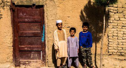 A nap képe: Afgán srácok