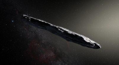Heves ütközésen eshetett át a Naprendszerben azonosított csillagközi objektum