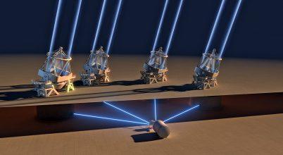 Megalkották a világ legnagyobb optikai teleszkópját